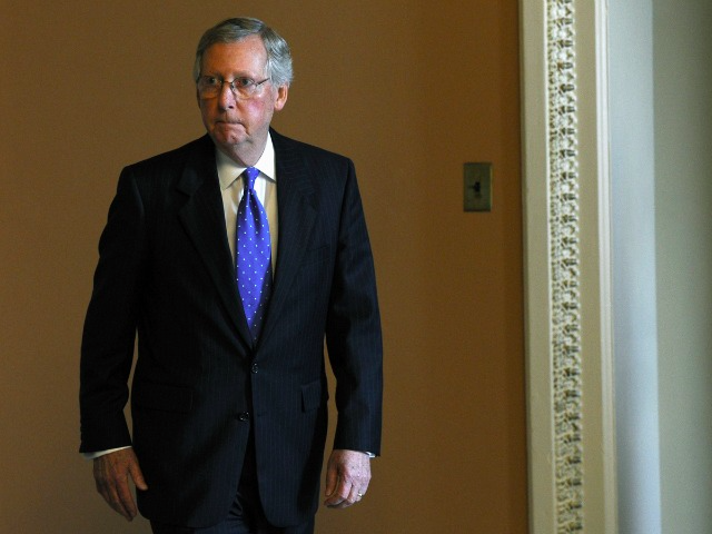 McConnell Declines to Explain 'No' Vote Against Cruz's Point Of Order On Executive Amnesty