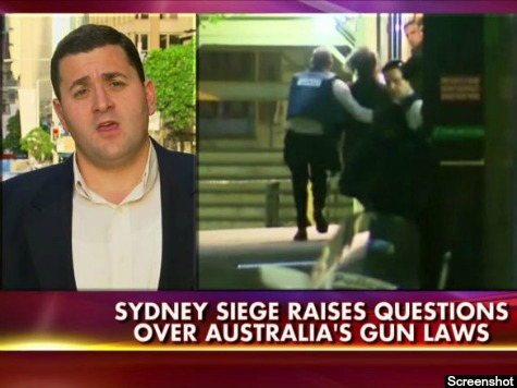 Former Sydney Deputy Mayor: Lift Gun Ban so Australians Can Defend Themselves