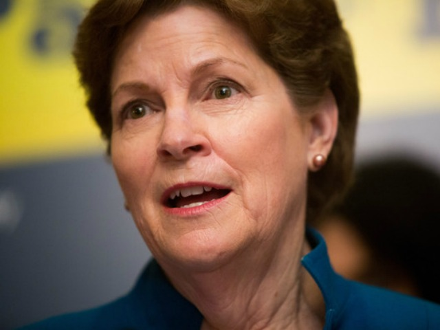 Channeling Her Inner Martha Coakley: Liberals Boo Jeanne Shaheen for Interrupting Scott Brown Again