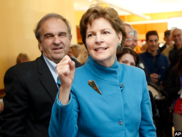 Report: Election-Eve Bombshell Memo Embroils Jeanne Shaheen in IRS Targeting Scandal