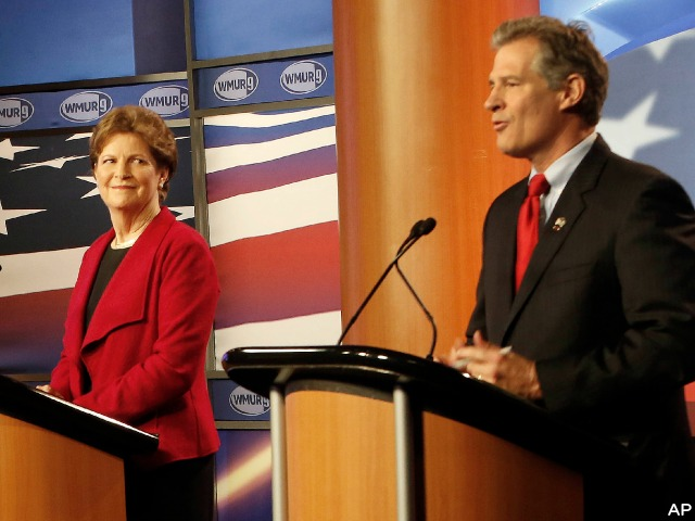 Shaheen Seeks Distance From Obama's Immigration Plans as Brown Hammers Her NH Job-Killing Amnesty Support
