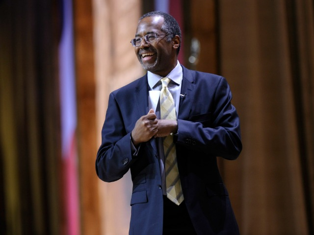 Ben Carson Won't Comment on Senate Amnesty Bill, Will Make '16 Decision by May