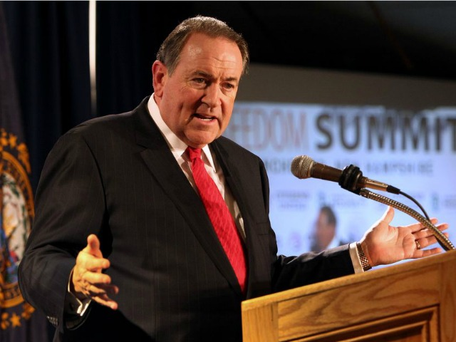 Huckabee Gearing Up for 2016?