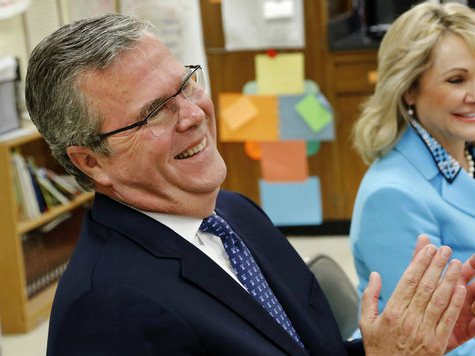 Top Jeb Bush Adviser: Common Core Embrace Won't Hurt Him in GOP Primary