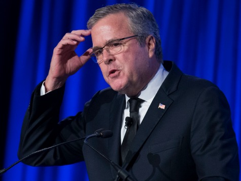 Jeb Bush: Republicans Don't Need Conservatives to Win White House, Should Not Defund Exec Amnesty