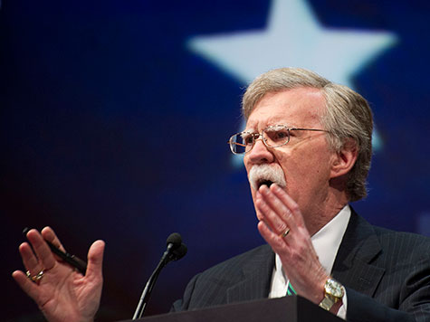 John Bolton Steps Up Super PAC Game With Eye On 2016