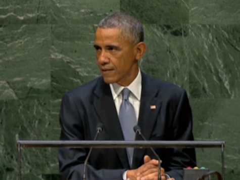 Obama at the UN: Don't Blame ISIS