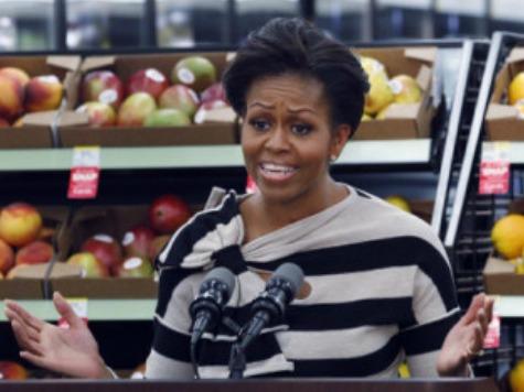 Obama Admin Bans Junk Food in Schools
