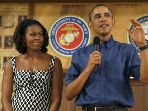 FLOTUS: Amnesty President Obama's 'Top' Priority