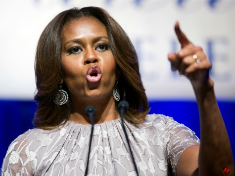 Michelle Obama: Dems Need to Take 2014 More Seriously Than '08 or '12