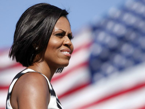 Michelle Obama: Immigrants Just Like Founding Fathers, Not 'Born American'