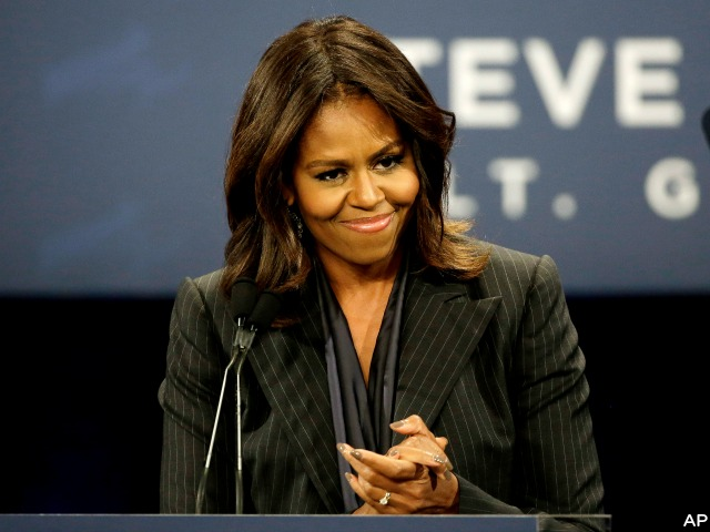 Michelle Obama: U.S. Has Improved 'by Almost Every Economic Measure'