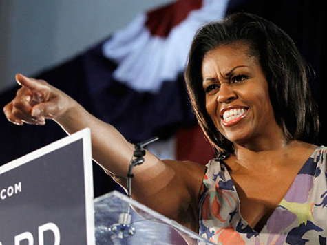 Michelle Obama Stepping Up Her Solo Political Engagement