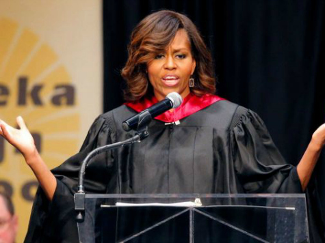 Democrats Blast Michelle Obama for Leaving Them in the Lurch