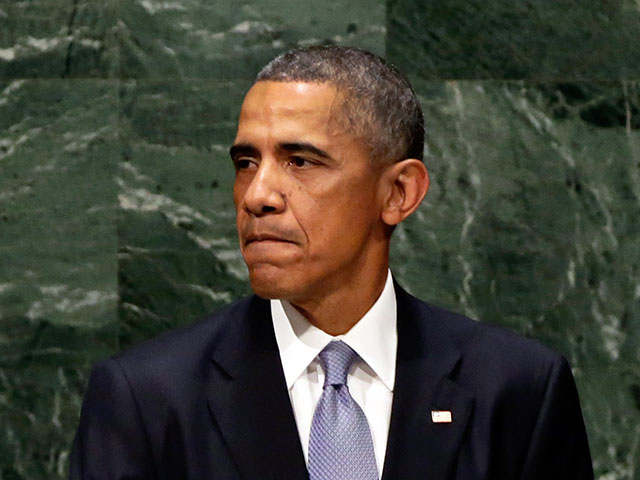 Obama Talks Tough: ISIS Should 'Leave The Battlefield While They Can'