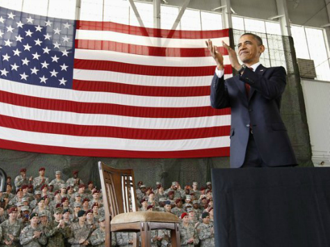 Obama To Use Law He Opposed To Justify Military Campaign Against ISIS