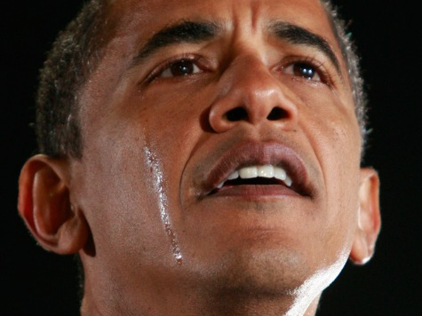 5 Things Obama Has Whined About in His Sad, Sad Life as President
