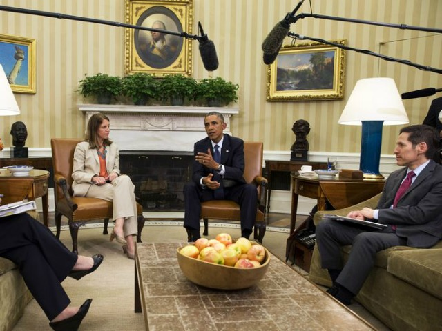 Obama Cracks on Ebola: 'May Be Appropriate' to Appoint Point Person on Virus
