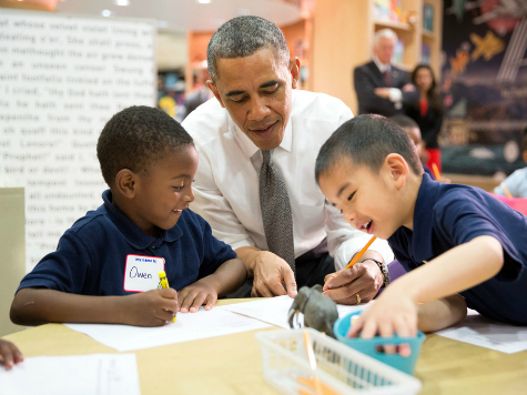 Obama Budget Proposal Pushes for $750 Million for Universal Preschool