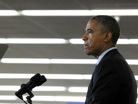 Obama Admits: 'Middle-Class and Working-Class Families Are Stuck'