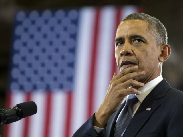 Obama: 'This Sh*t Would Be Really Interesting if We Weren't Right in the Middle of It'