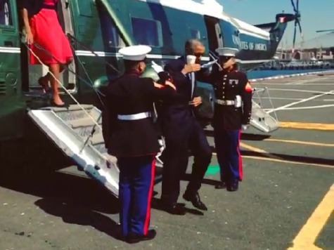 Rep. Franks: Obama Latte Salute Symbolizes 'Resentment' of Military