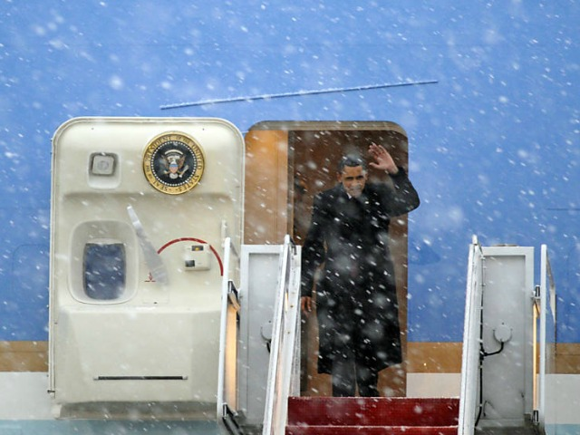 Obama Warned of Danger from High Temperatures in November 2013