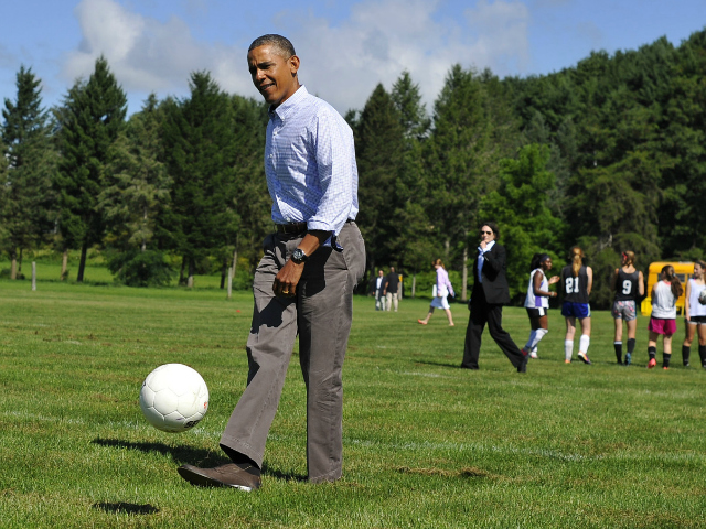 Obama: Some Foreign Policy 'Shaped Around the World Cup'