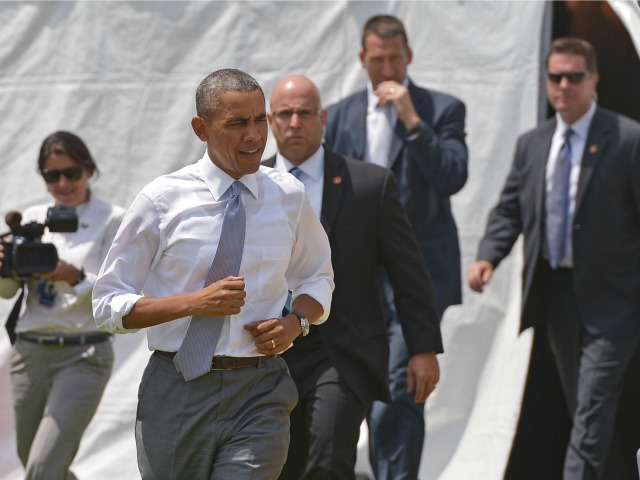 WH: Obama Won't Visit Border While Attending Three TX Fundraisers Next Week