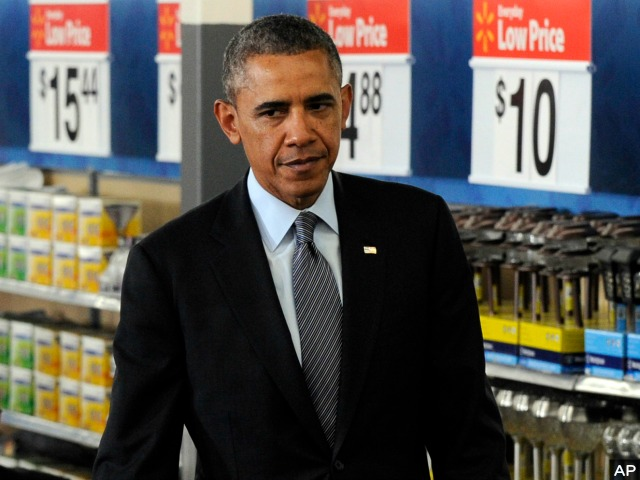 Obama: You Shouldn't Be Able To 'Just Walk Into A Store And Buy A Semi-Automatic'