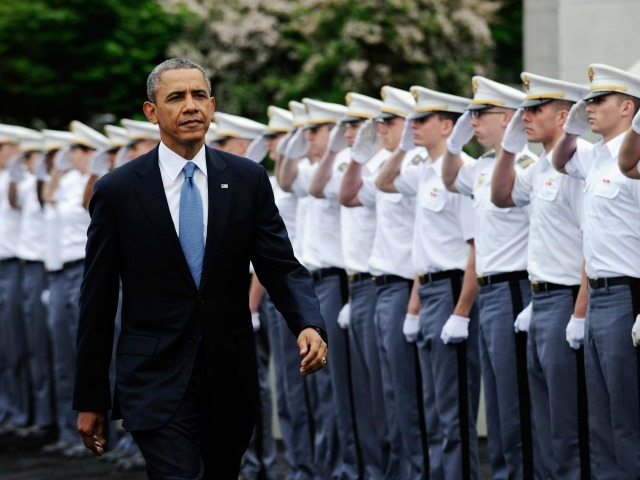 Poll Shows Americans Alarmed Over Obama's National Security Policies