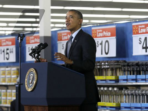 Clinton Operative Calls Obama Admin 'Numbskulls' for Teaming with Walmart
