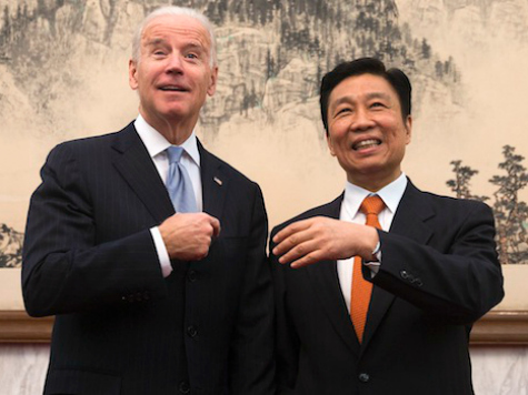 Joe Biden Tells Harvard Students China a Part of North America