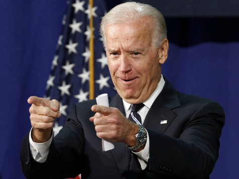 Joe Biden to GOP: 'Time to Act' on Amnesty Since Primaries Are Over