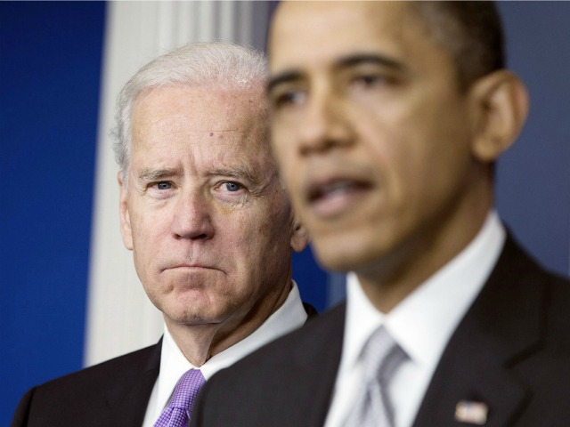 Biden: After Gay Marriage Gaffe, Obama Gave Me 'Every S*** Job in the World'