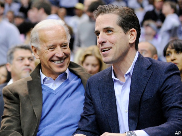 Navy Boots VP Joe Biden's Son Hunter for Failing Cocaine Test