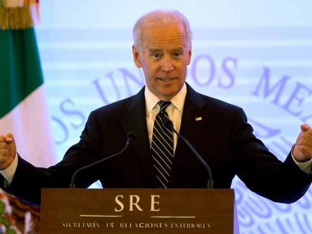 Biden Promises Obama Will Strike GOP with 'Lightning' via Executive Amnesty