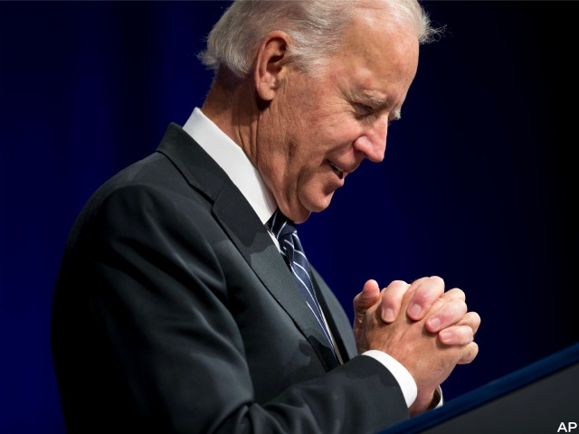 Joe Biden: Gun Control Movement Needs Another High-Profile Victim