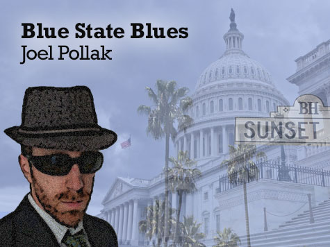 Blue State Blues: Civil War Rages in Breakaway California Republics
