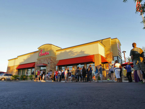 Chick-Fil-A Tops KFC as Nation's Biggest Chicken Fast Food Chain