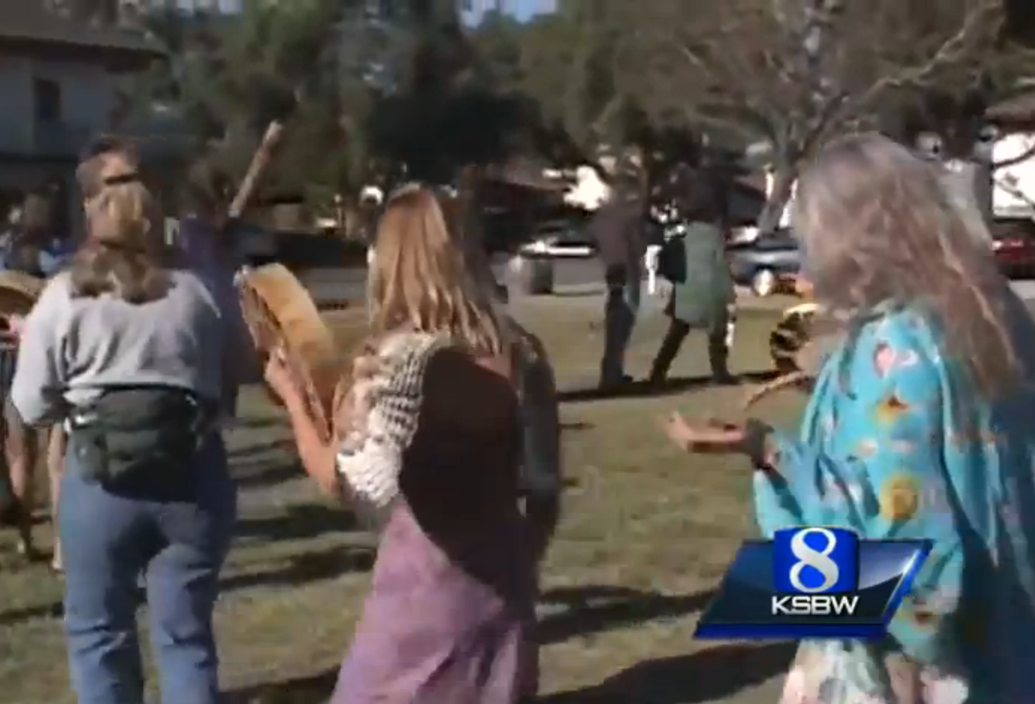 Californians Turn to Rain Dances for Drought Relief
