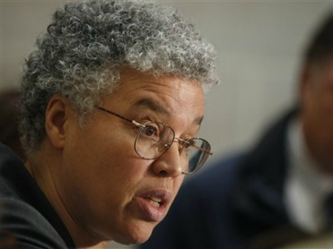 Obama Mentor Preckwinkle May Challenge Emanuel for Chicago Mayor