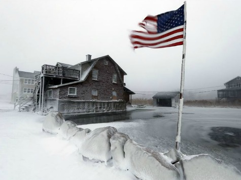 Big Freeze, Storms Impose Losses Up to $40 Billion