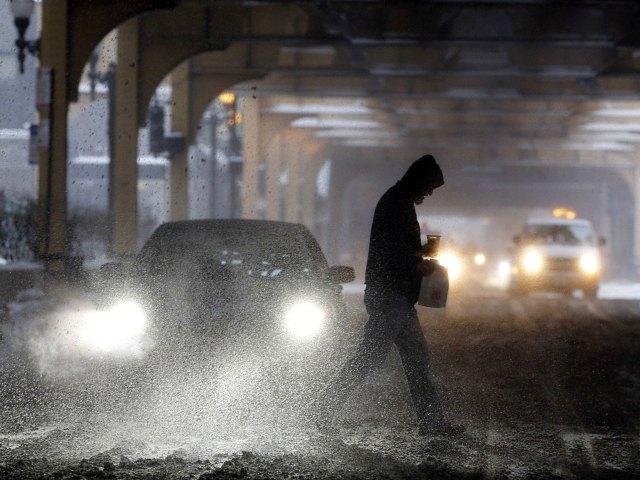 Polar Vortex: Wind Chill to Reach 30 Below Zero in Chicago