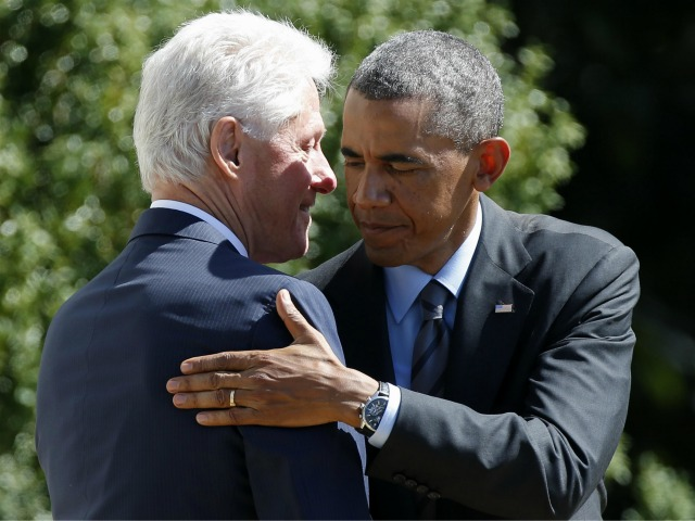 Bill Clinton: Obama Should Have Armed Syrian Rebels Years Ago