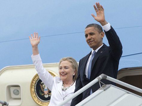 Hillary to Headline Event with Obama