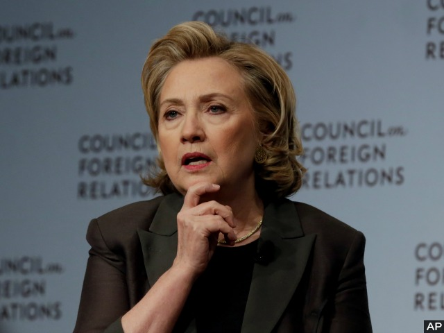 Politico: Hillary Clinton Likely to Rally Around Income Inequality in 2016