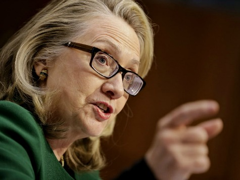 Hillary Avoids the Press: I Have 'Deal' Not to Answer Questions