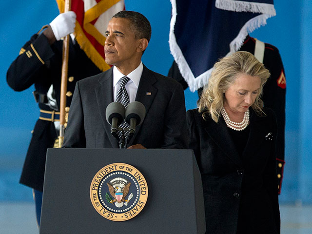 Hillary Clinton: Obama and I Restored America's Leadership in the World