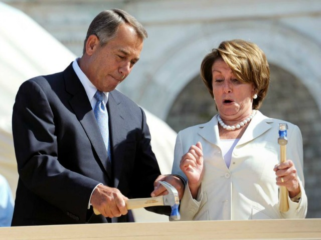 Boehner Poised to Deal With the Devil to Avoid Shut-Down?